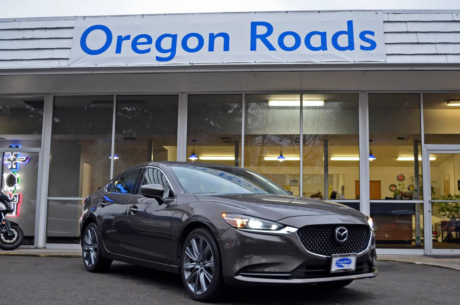 2018 Mazda 6 Touring